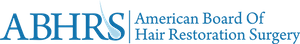 Listed on American Board of hair restoration Surgery